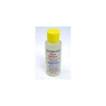 California Baby Super Sensitive Bubble Bath - Case Pack 5 SKU-PAS361907