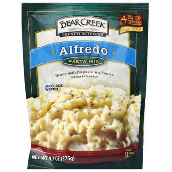 Bear Creek Country Kitchens Alfredo Pasta Mix, 9.7 oz, (Pack of 6)