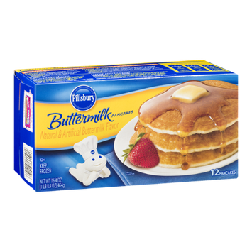 Pillsbury Buttermilk Pancakes - 12 CT