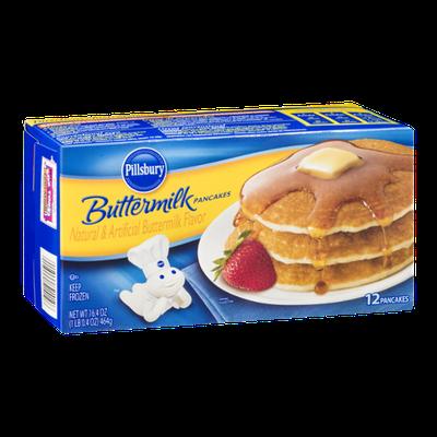 Pillsbury Buttermilk Pancakes - 12 CT
