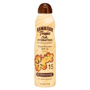 Hawaiian Tropic Silk Hydration Continuous Spray Sunscreen SPF 15