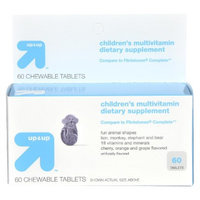 Up & Up Children's Chewable Multivitamin Tablets 60-pk.