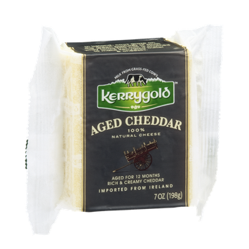Kerrygold Cheese Aged Cheddar