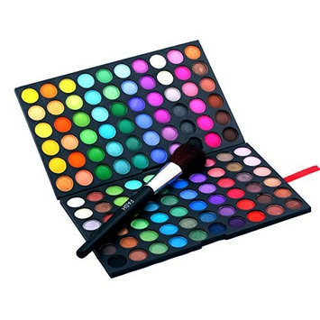 FASH Limited FASH Professional 120 Color Eyeshadow Palette