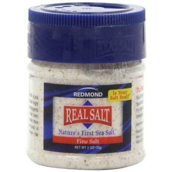 Real Salt Travel Shaker, 2-Ounce (Pack of 8)