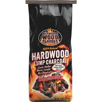 Hardwood Lump Charcoal 30502 By Barbeque Wood Flavors