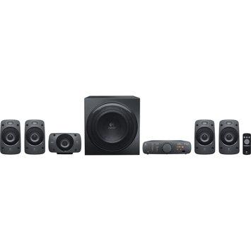 Dbl Logitech Z906 5.1 Surround Sound Speaker System
