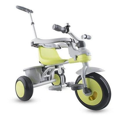 Joovy Tricycoo Tricycle, Greenie [Green, Standard Packaging]