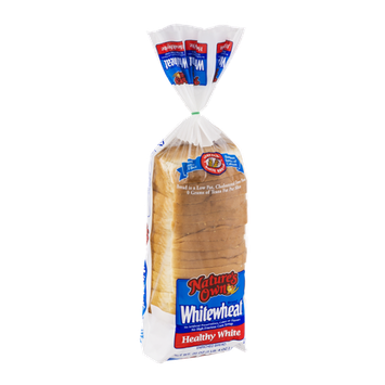 Nature's Own Whitewheat Healthy White Enriched Bread