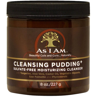 As I Am Cleansing Pudding + Sulfate-Free Moisturizing Cleanser