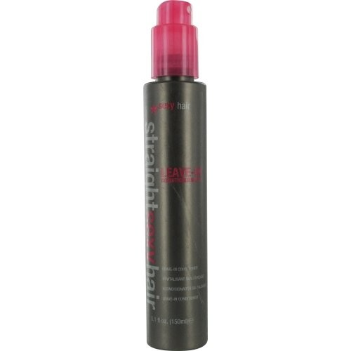 Sexy Hair Concepts Sexy Hair Straight Sexy Hair Leave-in Conditioner Spray, 5.1 Ounce