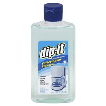 Dip-It Automatic Drip Coffeemaker Cleaner