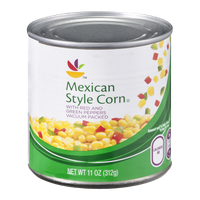 Ahold Corn Mexican Style