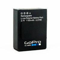 GoPro Authentic AHDBT-302 Hero3/3+ Camera Rechargeable 1180mAh Li-ion Battery