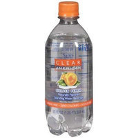 Clear Choice Golden Peach Sparkling Water - 12 Pack