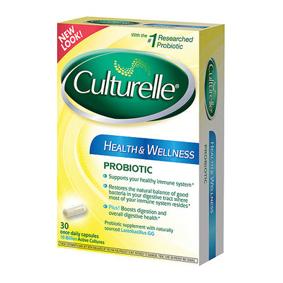 Culturelle Natural Health & Wellness: Probiotic Supplement
