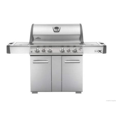 Wolf Steel Usa Napoleon LEX605RSBINSS Natural Gas Grill