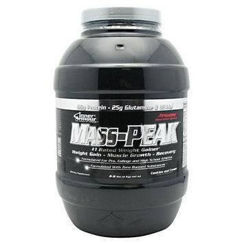 Parisi Approved Mass-Peak Cookies and Cream 8.8 lb