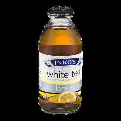 Inko's White Tea Lemon