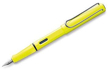 Lamy Safari Special Edition Fountain Pen Neon Yellow - Fine