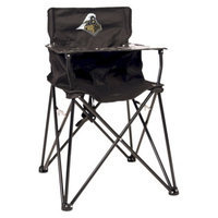 Ciao! Baby ciao! baby Purdue Portable Highchair - Black