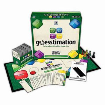 Discovery Bay Games Guesstimation Ages 8 and up, 1 ea