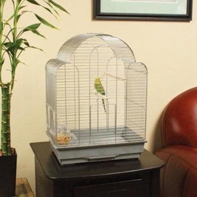 Petco Designer Scallop Top Parakeet Cage