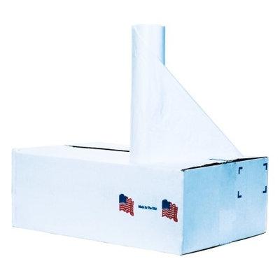 Noramco R243308N Trash Bag Liner, Clear, 33 x 24