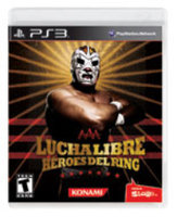 Konami Lucha Libre AAA Heroes of the Ring