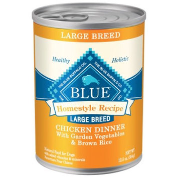 Animal Supply Company BB11262 Homestyle Large Breed Chicken Dinner Receipe