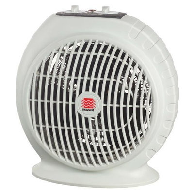 OceanAire Warmwave OceanAire HFQ15A Warmwave Fan Heater (Electric Heater, Space Heater, Portable Heater)