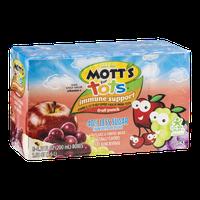 Mott's for Tots Immune Support