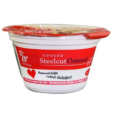 Minsley BCA68381 Og2 Oatmeal 12 x 10 oz