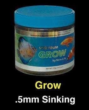 New Life International ANL44300 Spectrum Grow Formula Sinking 275 gram