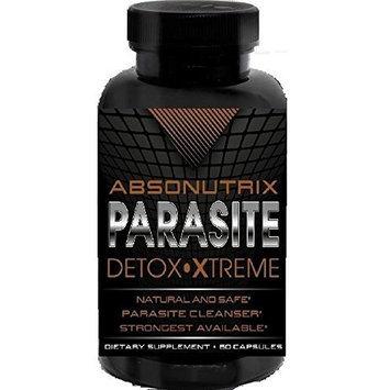 Absonutrix Parasite Detox Parasite Detox X.treme by Absonutrix - Parasite Cleanser 60 Capsules