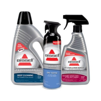 Bissell Professional Formula Kit for Upright Deep Cleaning