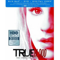 True Blood: The Complete Fifth Season (Blu-ray + DVD + Digital Copy) (Widescreen)