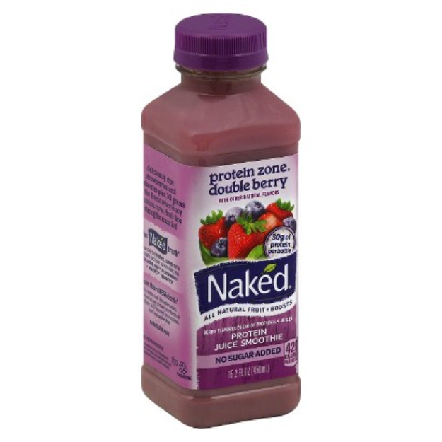 Naked Juice Protein Zone Juice Smoothie