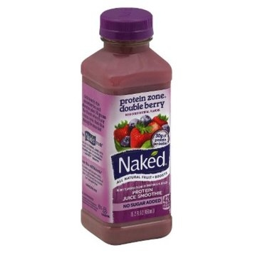 Naked Juice Protein Zone Juice Smoothie