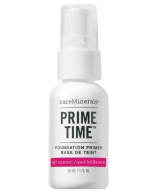 bareMinerals Prime Time Oil Control Mattifying Primer
