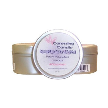 Caressing Candle, Inc Caressing Candle Body Massage Candle, Spearmint