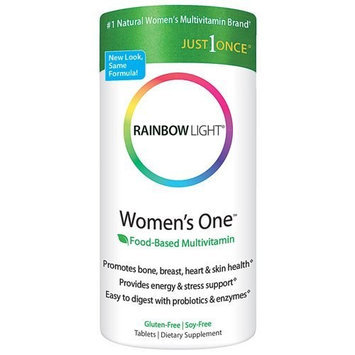 Rainbow Light Multivitamin - One - Womens - 30 Tablets - 1 Case