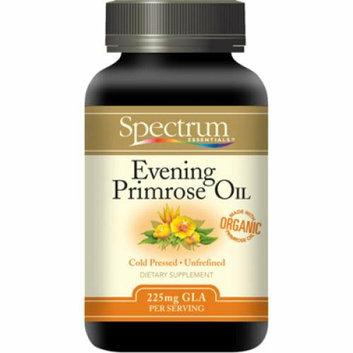 Spectrum Essentials Organic Evening Primrose Oil 500 mg 100 Softgels