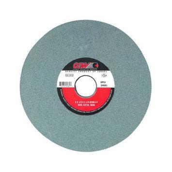 CGW Abrasives Green Silicon Carbide Surface Grinding Wheels - 7x1/4x1-1/4 t1 gc100-i-vgreen silicon carbide su