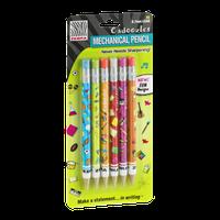 Zebra Cadoozles Mechanical Pencil .7mm #2 Lead - 6 CT