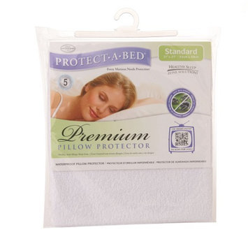 Protect-A-Bed Premium Standard Pillow Protector
