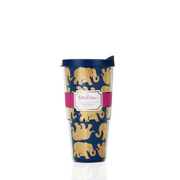 Lilly Pulitzer® Double - Walled Tumbler