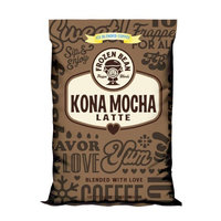Frozen Bean Kona Mocha Latte Mix (Case of 5)