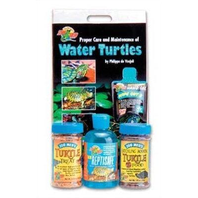 Zoo Med Aquatic Turtle Starter Kit for Hatchlings