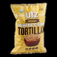 Utz Organic Tortillas White Corn